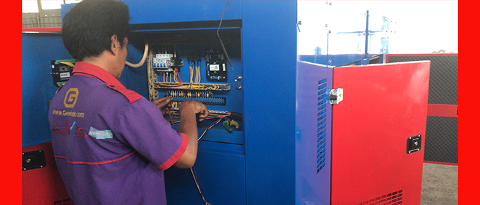 Genset_Fabrication